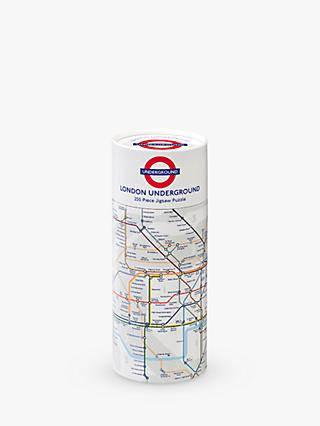 Gibsons London Underground Jigsaw Puzzle, 250 Pieces