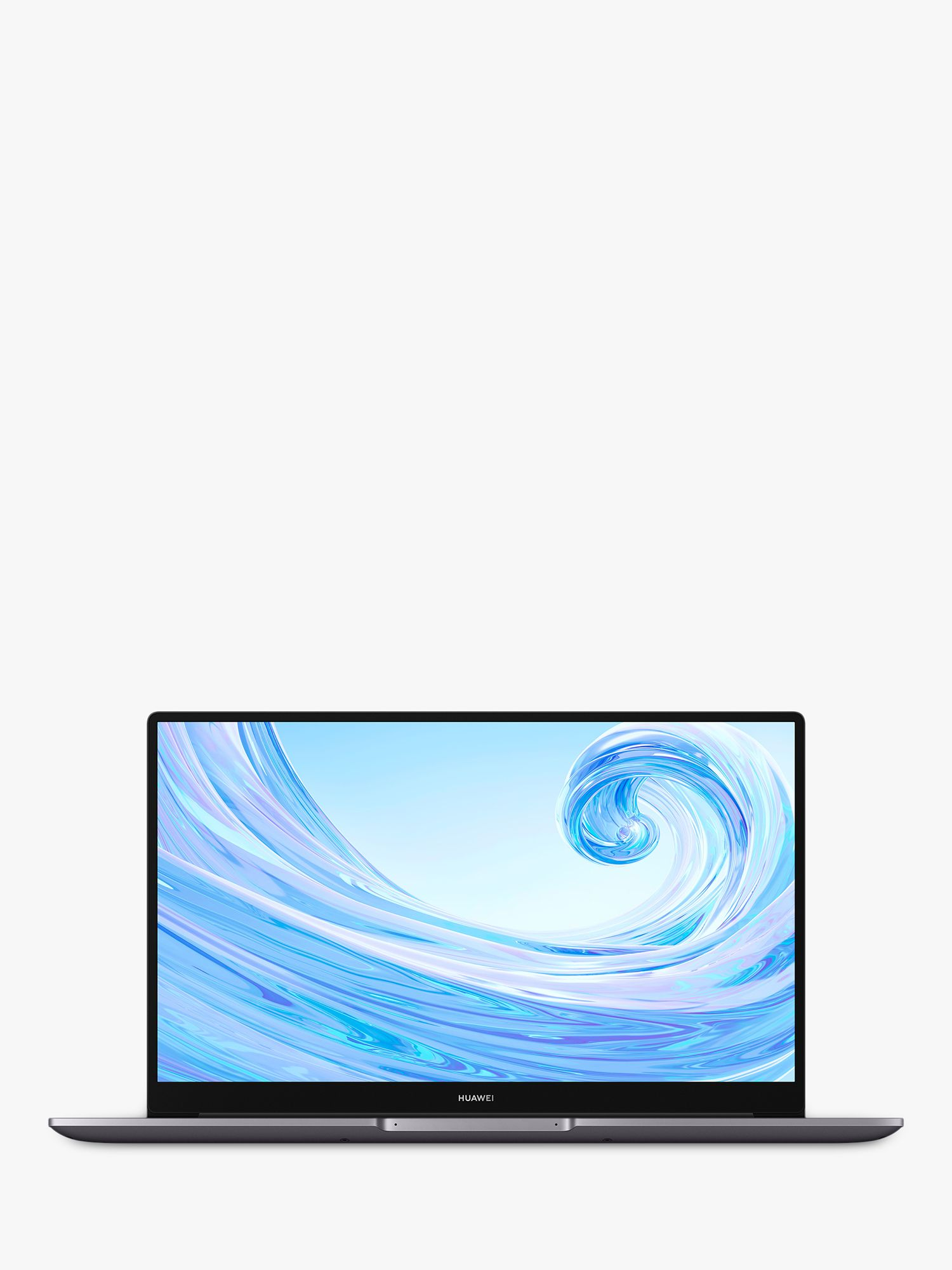 Huawei Matebook D 15 2020 Laptop, AMD Ryzen 7 Processor, 8GB RAM, 512GB SSD, 15.6