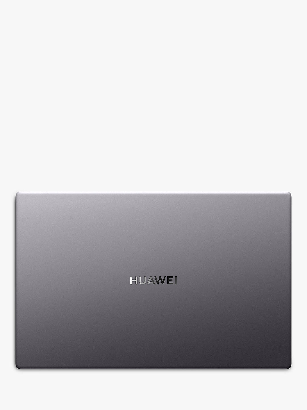"Buy Huawei Matebook D 15 2020 Laptop, AMD Ryzen 7 Processor, 8GB RAM, 512GB SSD, 15.6"" FullView Display, Grey Charcoal Online at johnlewis.com"