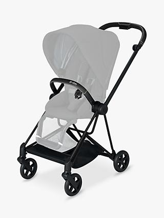Cybex Mios Pushchair Chassis, Matte Black