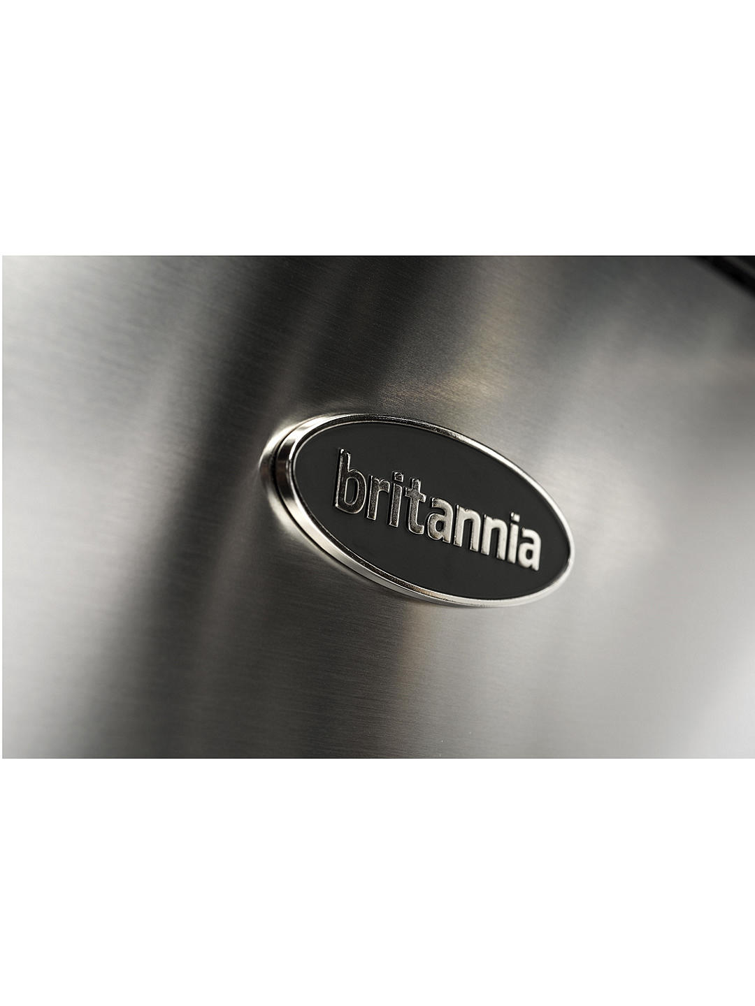 Buy Britannia Poetico 110cm Chimney Cooker Hood, A+ Energy Rating, Stainless Steel Online at johnlewis.com