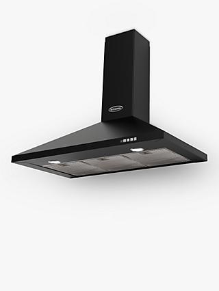 Britannia Altissimo 90cm Chimney Cooker Hood, A Energy Rating