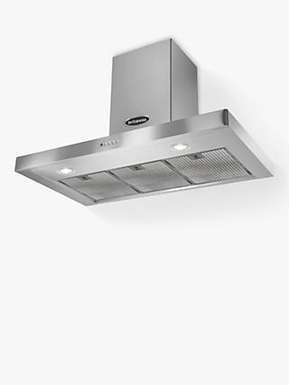 Britannia Poetico 100cm Chimney Cooker Hood, A+ Energy Rating