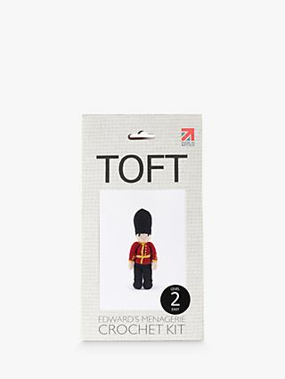 TOFT Mini Soldier Crochet Kit