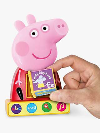 Peppa Pig Peppa's Phonic Alphabet