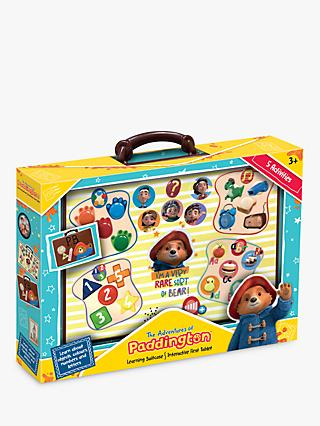 The Adventures of Paddington Learning Suitcase