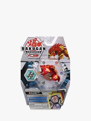 Bakugan Trading Card & Figures Ultra Gillator