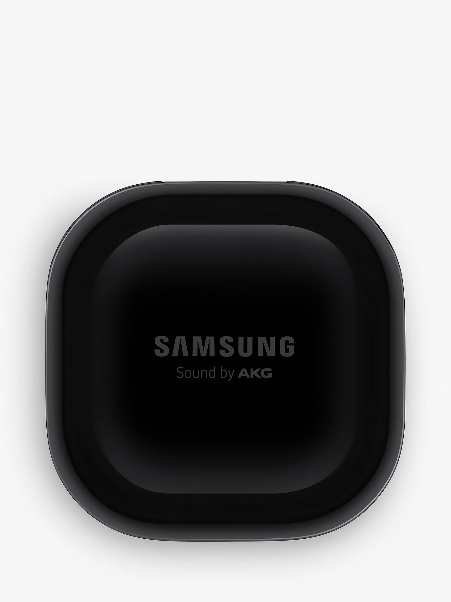 Buy Samsung Galaxy Buds Live with Qi-Compatible Wireless Charging, Mystic Black Online at johnlewis.com