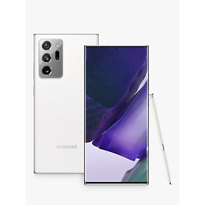 Image of Samsung Galaxy Note 20 Ultra Smartphone with Bluetooth S Pen, 12GB RAM, 6.9, 5G, SIM Free, 256GB