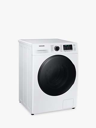 Samsung WD80TA046BE Freestanding Washer Dryer, 8kg Wash/5kg Dry Load, 1400rpm, White