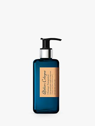 Atelier Cologne Orange Sanguine Shower Gel, 255ml