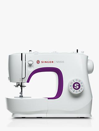 Singer Sewing Machine M3505, White