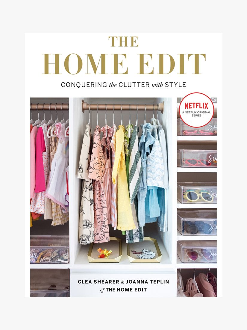 The Home Edit Book by Clea Shearer and Joanna Teplin