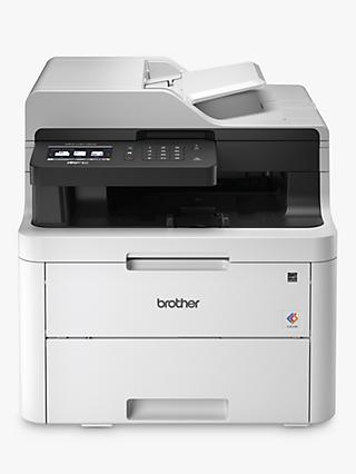 Brother MFC-L3710CW Wireless All-in-One Colour Laser Printer & Fax Machine