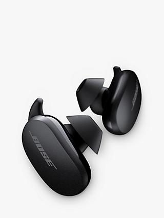 Bose® QuietComfort® Earbuds Noise Cancelling True Wireless Sweat & Weather-Resistant Bluetooth In-Ear Headphones with Mic/Remote