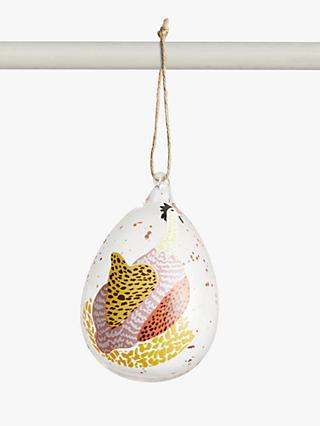 John Lewis & Partners Hen Egg Easter Tree Decoration
