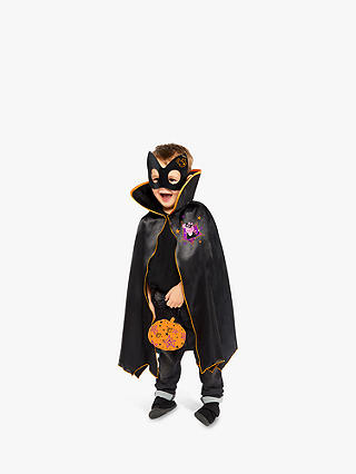 Buy Peppa Pig Halloween Cape Children's Costume, 4-6 years Online at johnlewis.com