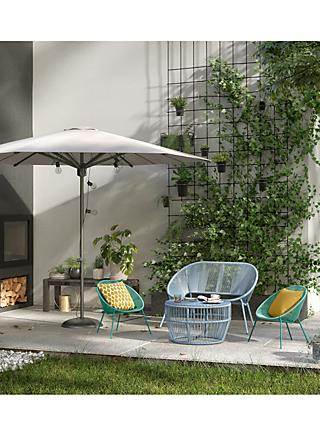 John Lewis & Partners Salsa Garden Furniture