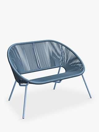John Lewis & Partners Salsa 2-Seater Garden Sofa