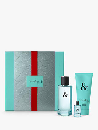 Buy Tiffany & Co Tiffany & Love For Him Eau de Toilette 90ml Prestige Fragrance Gift Set Online at johnlewis.com