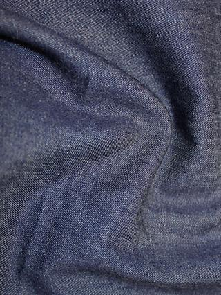 Oddies Textiles 4OZ Denim Fabric, Medium Blue