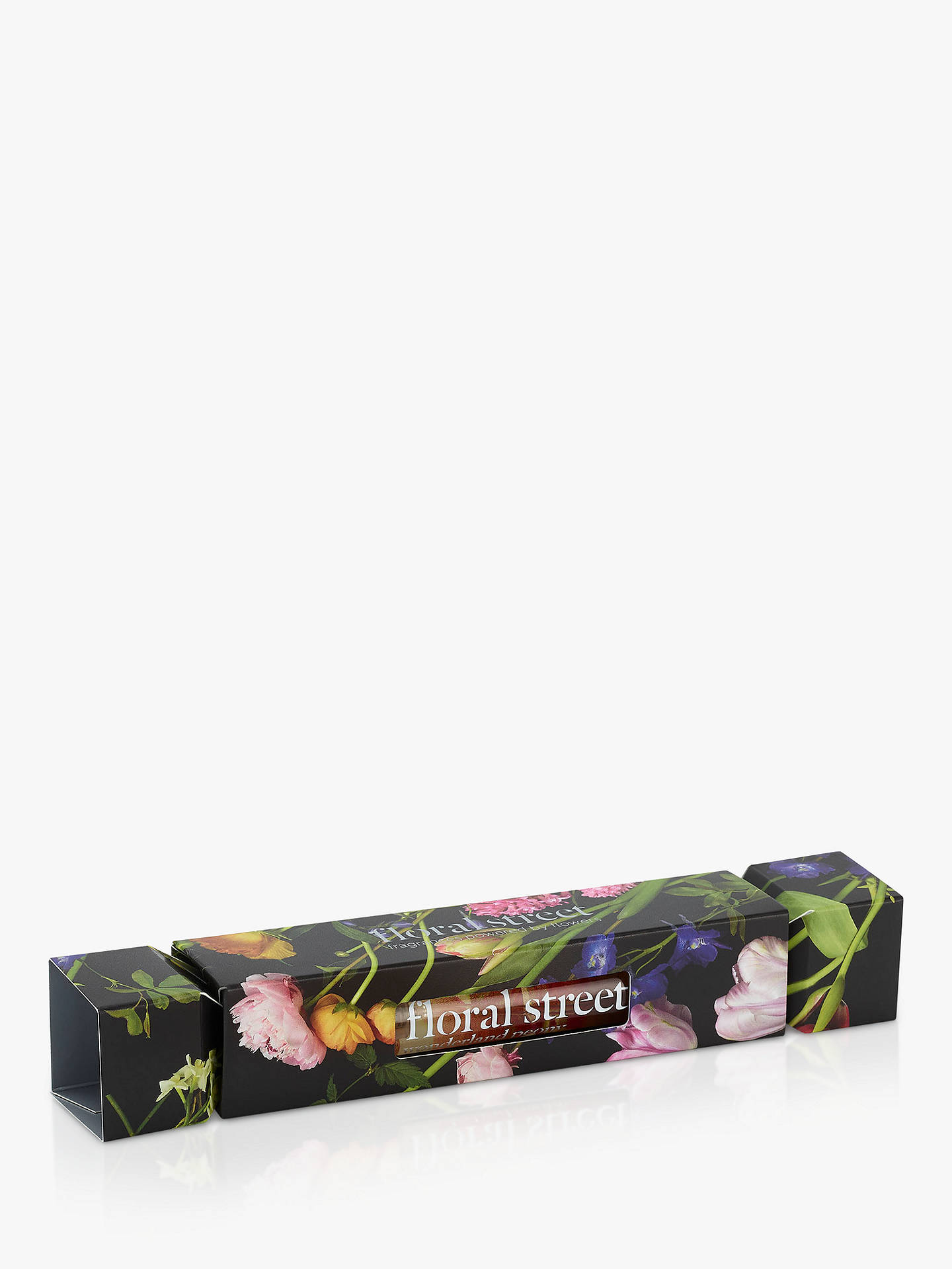 Buy Floral Street Wonderland Peony Eau de Parfum 10ml Cracker Fragrance Gift Set Online at johnlewis.com