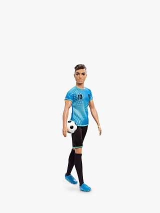 Barbie Footballer Ken Doll