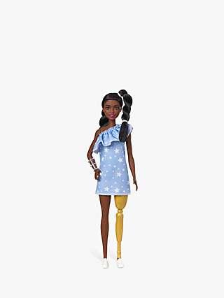 Barbie Fashionistas Denim Doll