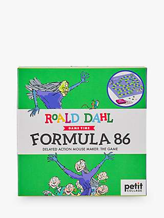 Petit Collage Roald Dahl Formula 86 Witches Board Game