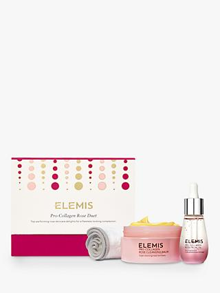 Elemis Pro-Collagen Rose Duet Skincare Gift Set