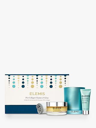 Elemis Pro-Collagen Cleanse & Glow Skincare Gift Set