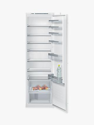 Siemens iQ300 KI81RVSF0G Integrated Fridge