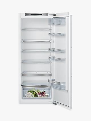 Siemens iQ500 KI51RADF0 Integrated Fridge, 56cm Wide, White