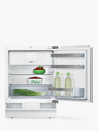 Siemens iQ500 KU15LAFF0G Integrated Under Counter Fridge