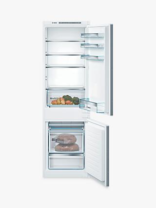 Bosch Serie 4 KIV86VSF0G Integrated 60/40 Fridge Freezer