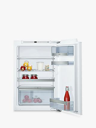 Neff N70 KI1213DD0 Integrated Fridge, 56cm Wide, White