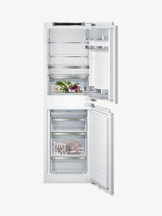 Siemens iQ500 KI85NADE0G Integrated 50/50 Fridge Freezer