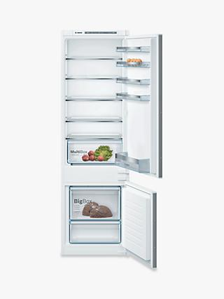 Bosch Serie 4 KIV87VSF0G Integrated 70/30 Fridge Freezer