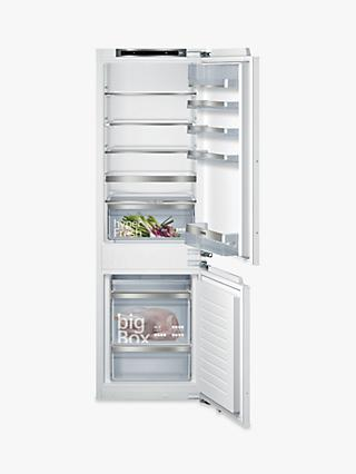 Siemens iQ500 KI86SAFE0G Integrated 60/40 Fridge Freezer