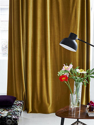 Buy Designers Guild Velluto Furnishing Fabric, Roebuck Online at johnlewis.com