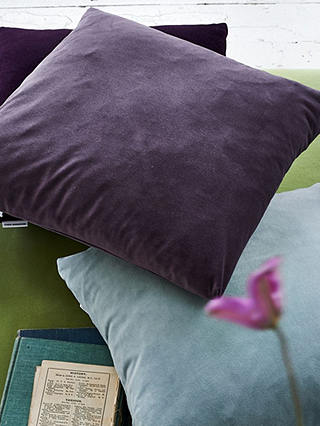 Buy Designers Guild Velluto Furnishing Fabric, Blossom Online at johnlewis.com