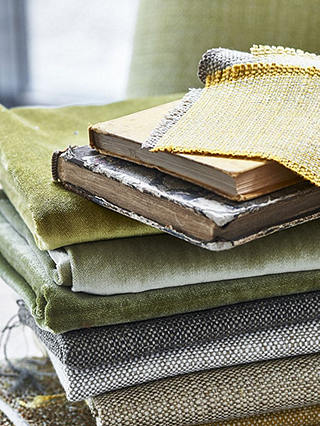 Buy Designers Guild Opera Furnishing Fabric, Pistachio Online at johnlewis.com