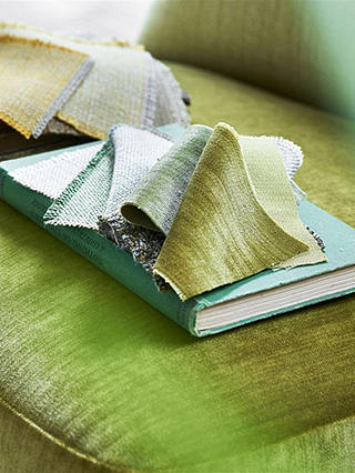 Buy Designers Guild Opera Furnishing Fabric, Moss Online at johnlewis.com