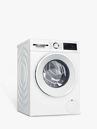 Bosch Serie 6 WNA14490GB Freestanding Washer Dryer, 9kg/6kg Load, 1400rpm Spin, White