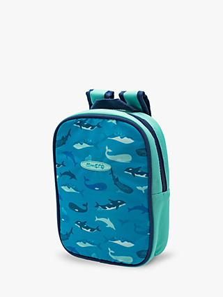 Micro Scooters ECO Recycled Lunch Bag, Sea Life