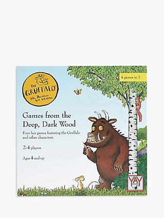 The Gruffalo Games From The Deep, Dark Woods