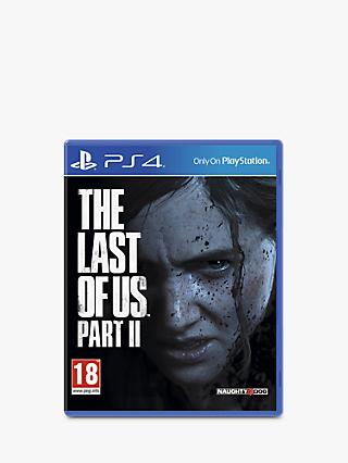 The Last of Us Part II (2), PS4