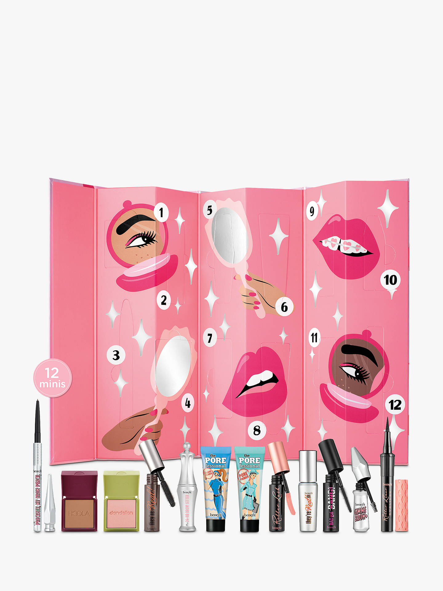Buy Benefit Shake Your Beauty Advent Calendar Online at johnlewis.com