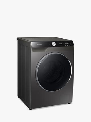Samsung Series 9 WW90T936DSX Freestanding ecobubble™ Washing Machine, 9kg Load, 1600rpm Spin, Graphite