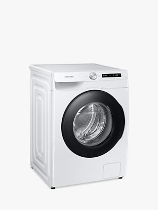 Samsung WW80T534DAW Freestanding Washing Machine, 8kg Load, 1400rpm, White